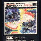 The Moody Blues - Days Of Future Passed 1967 AMPEX DERAM A7 8-TRACK TAPE