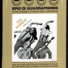 Ted Nugent - Free For All 1976 EPIC Quadraphonic A53 8-TRACK TAPE