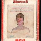 David Bowie - Aladdin Sane 1973 RCA AC2 8-TRACK TAPE