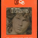 The Doors - The Best Of The Doors 1973 ELEKTRA Quadraphonic T6 8-TRACK TAPE