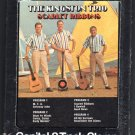 The Kingston Trio - Scarlet Ribbons 1959 CAPITOL Re-issue AC5 8-TRACK TAPE