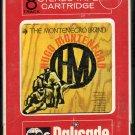 Hugo Montenagro  - The Montenagro Brand 1967 ITCC PALASADE AC5 8-TRACK TAPE