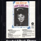 Judy Garland - The Hits Of Judy Garland 1963 CAPITOL Re-issue A17C 8-TRACK TAPE