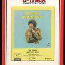 Tom Jones - Tom Jones Greatest Hits 1973 RCA LONDON AC1 8-TRACK TAPE