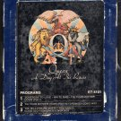 Queen - A Day At The Races 1976 ELEKTRA A21A 8-TRACK TAPE