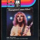 Peter Frampton - Frampton Comes Alive 1976 A&M A23 8-TRACK TAPE