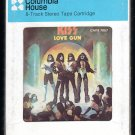 KISS - Love Gun 1977 CRC CASABLANCA A21B 8-TRACK TAPE