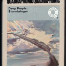 Deep Purple - Stormbringer 1974 WB Quadraphonic A51 8-TRACK TAPE