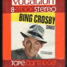Bing Crosby - Bing Crosby Sings 1958 VOCALION Re-issue Sealed A23 8-TRACK TAPE