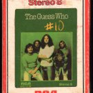 The Guess Who - #10 1973 RCA A23 8-TRACK TAPE