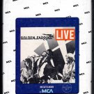 Golden Earring - Golden Earring LIVE 1977 MCA A23 8-TRACK TAPE