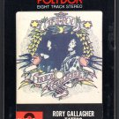 Rory Gallagher - Tattoo 1973 POLYDOR A23 8-TRACK TAPE