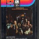 Shawn Phillips - Rumplestiltskin's Resolve 1975 A&M Sealed A23 8-TRACK TAPE