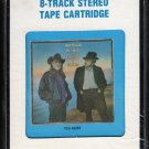 Merle Haggard & Willie Nelson - Seashores Of  Old Mexico 1987 CRC Sealed A23 8-TRACK TAPE