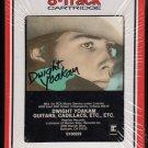 Dwight Yoakam - Guitars, Cadillacs, Etc. 1986 Debut RCA Sealed A23 8-TRACK TAPE