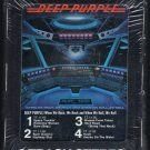 Deep Purple - When We Rock, We Rock and When We Roll, We Roll 1978 WB Sealed A44 8-TRACK TAPE