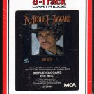 Merle Haggard - His Best 1985 RCA MCA Sealed A23 8-TRACK TAPE