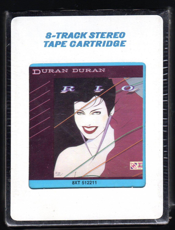 Duran Duran - Rio 1982 CRC A23 8-TRACK TAPE