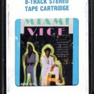 Miami Vice - Music From The Television Series 1985 CRC A23 8-TRACK TAPE
