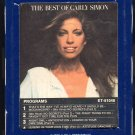 Carly Simon - The Best Of Carly Simon 1975 ELEKTRA A23 8-TRACK TAPE
