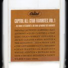 A Galaxy Of Stars - All Star Favorites Vol 1 1966 CAPITOL A23 8-TRACK TAPE
