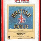 British Gold - Various Artists 1978 RCA SIRE A23 8-TRACK TAPE