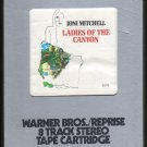 Joni Mitchell - Ladies Of The Canyon 1970 REPRISE WB A23 8-TRACK TAPE