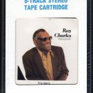 Ray Charles - Friendship 1984 CRC CBS T7 8-TRACK TAPE