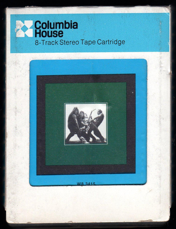 Van Halen - Women And Children First 1980 CRC WB A28 8-TRACK TAPE