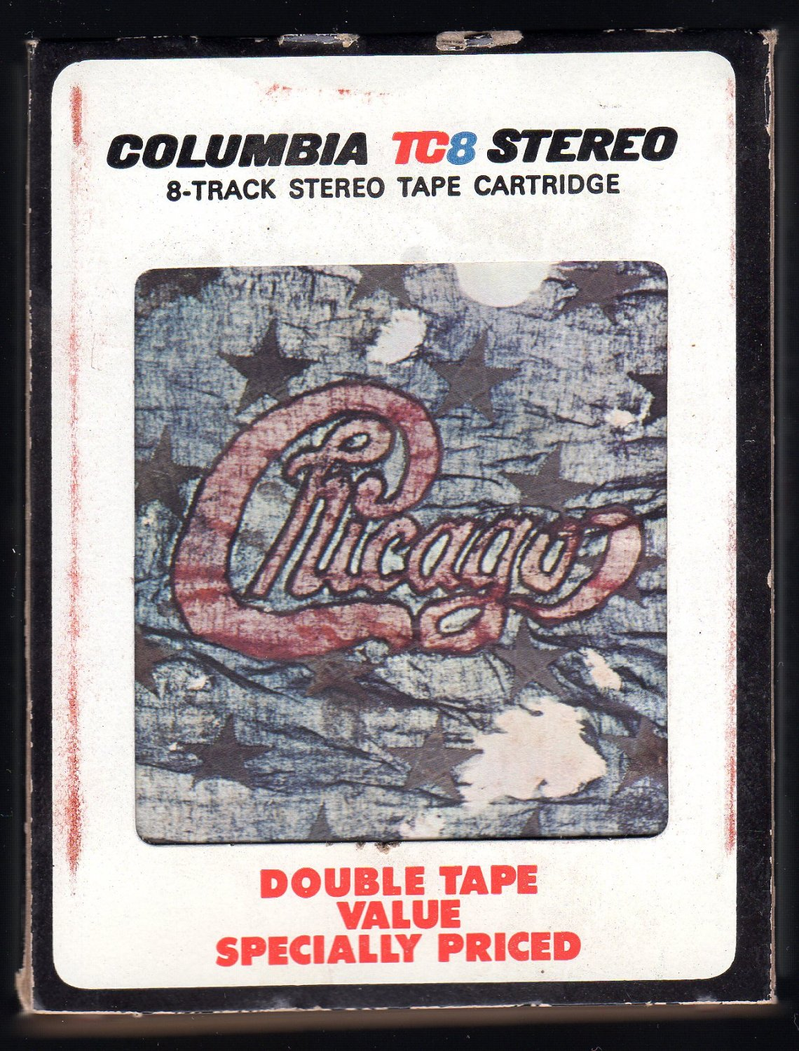 Chicago - Chicago III 1971 CBS A28 8-TRACK TAPE