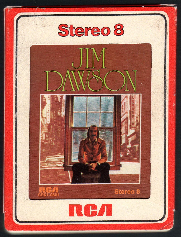Jim Dawson - Jim Dawson 1974 RCA A28 8-TRACK TAPE