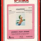 Jeannie C. Riley - Jeannie 1971 RCA PLANTATION A4 8-TRACK TAPE