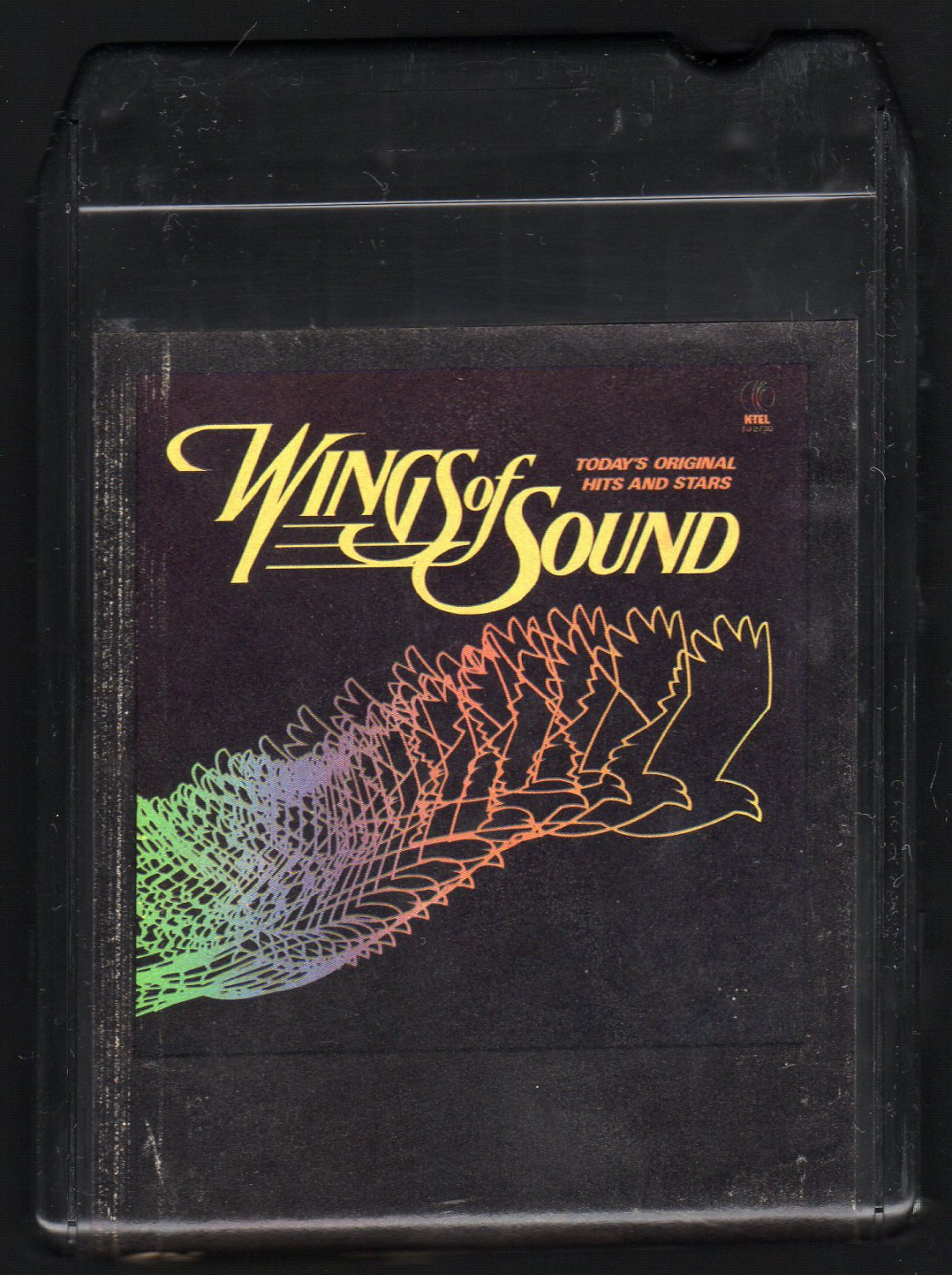 Wings Of Sound - Various Rock 1980 KTEL A4 8-TRACK TAPE