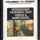 Paul Simon & Art Garfunkel - Wednesday Morning 3 A.M. 1964 Debut CBS Re-issue A22 8-TRACK TAPE