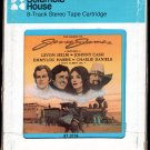 L Helm, J Cash, E Harris, C Daniels - Legend Of Jesse James 1980 CRC A19A 8-TRACK TAPE