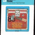 Eagles - Eagles Live 1980 CRC ELEKTRA A5 8-TRACK TAPE