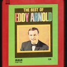 Eddy Arnold - The Best Of Eddy Arnold 1967 RCA Quadraphonic A5 8-TRACK TAPE