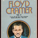 Floyd Cramer - The Best Of Volume II 1968 RCA A52 8-TRACK TAPE