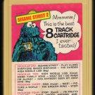 Sesame Street - Sesame Street II Featuring The Original Cast 1971 AMPEX WB A29B 8-TRACK TAPE