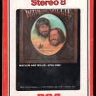 Waylon Jennings and Willie Nelson - Waylon & Willie 1978 RCA A29B 8-TRACK TAPE