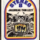Thin Lizzy - Jailbreak 1976 MERCURY A29B 8-TRACK TAPE
