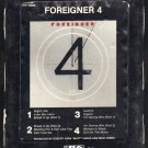 Foreigner - Foreigner 4 1981 ATLANTIC WB A14 8-TRACK TAPE