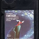 Walt Disney's Fantasia - The Sorcerer's Apprentice Vol 2 1969 VISTA A27 8-TRACK TAPE