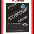 Jefferson Starship - Earth 1978 RCA GRUNT A19B 8-TRACK TAPE