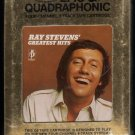 Ray Stevens - Ray Steven's Greatest Hits 1971 EPIC Quadraphonic Sealed A20 8-TRACK TAPE