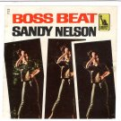 Sandy Nelson - Boss Beat 1965 LIBERTY A20 8-TRACK TAPE