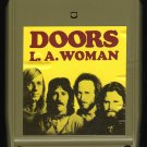 The Doors - L.A. Woman 1971 ELEKTRA A48 8-TRACK TAPE