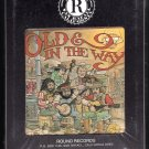 Old & In The Way - Old & In The Way 1975 Debut ROUND RECORDS A21A 8-TRACK TAPE