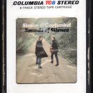 Paul Simon & Art Garfunkel - Sounds Of Silence 1966 CBS A17B 8-TRACK TAPE
