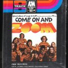 Zoom - Come On And Zoom Original Album from 1972 TV Show 1974 A&M Sealed A25 8-TRACK TAPE